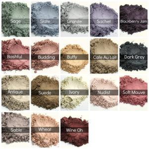 Mineral Eye Shadow Mineral Makeup S..