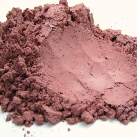 Mineral Eyeshadow Vegan Matte Eyeshadow Cruelty Free Vegan Mineral Makeup - Bashful